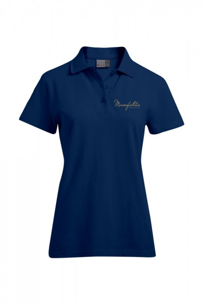 Manufaktur Women's Poloshirt Gr. 3XL