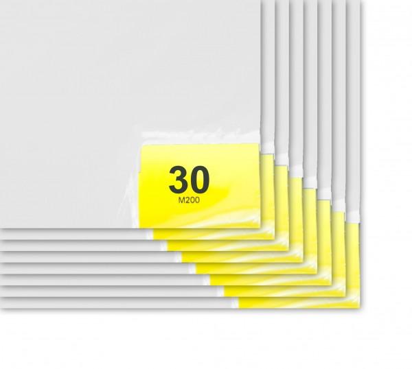 Klebefolienmatte L30-8 CELOS, weiß