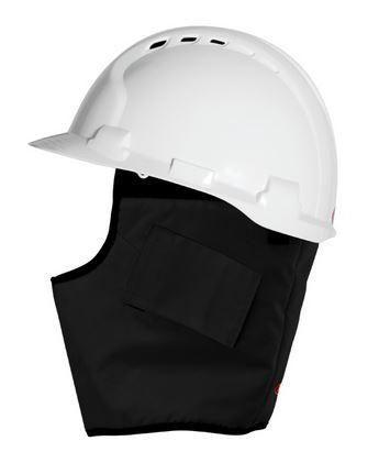 Helm Kopf- & Gesichtswärmer - Schwarz