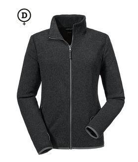 PRO Strickfleece ZipIn Damen Jacke