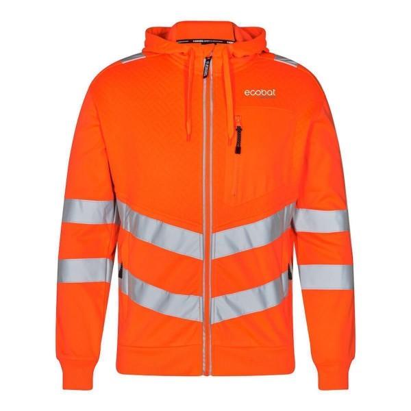 Safety Sweatcardigan inkl. Stick, Gr. 4XL