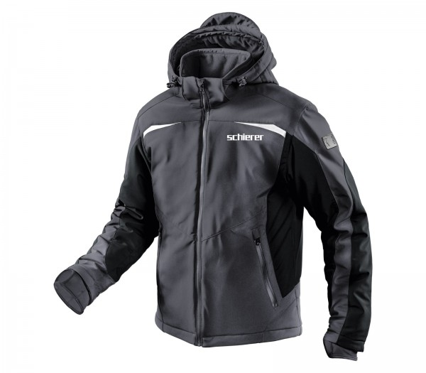 Metallbau Winter-Softshell inkl. Druck, Gr. XS