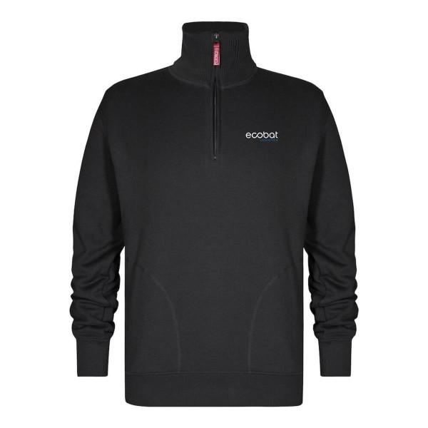 Sweatshirt inkl. Stick, Gr. M