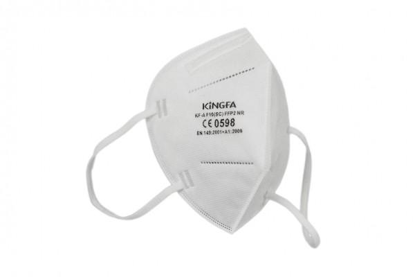 KINGFA FFP2-Maske, 6er Pack