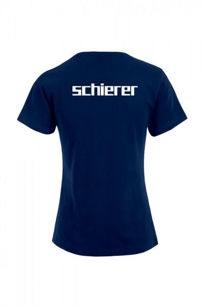 Women's Premium T-Shirt inkl. Druck, Gr. XS