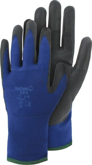 SHOWA 380 Nitril Foam Grip